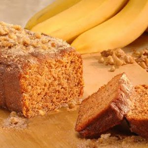 Gourmet Banana Nut Bread