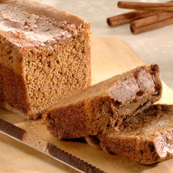 Cinnamon-Sugar Sweet Bread