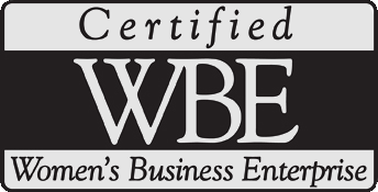 Certified Women's Business Enterprise (WBE)